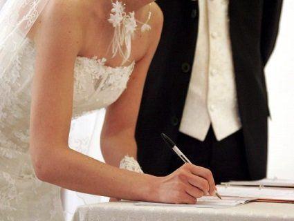 Весілля із фіктивним  нареченим