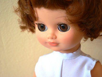 Лялька для померлої дівчинки