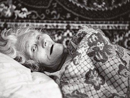 Як живеш, бабусю?
