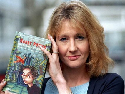 Секрети Гаррі Поттера розкрила його авторка