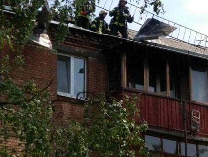 У Києві під час пожежі загинула 4-річна дитина