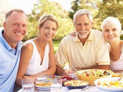 Як спілкуватися з літніми батьками