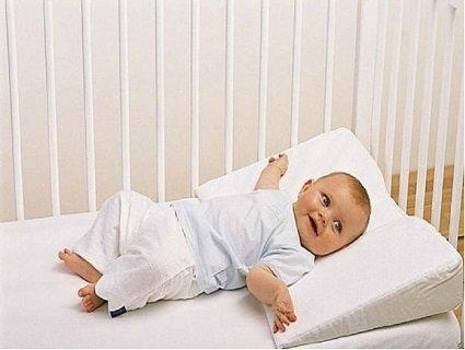 Подушки для немовлят