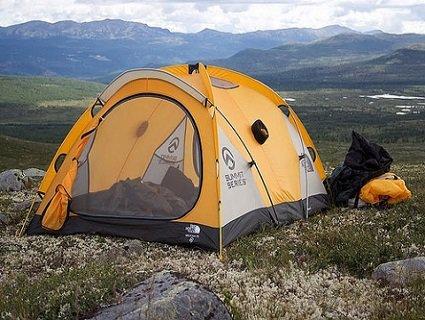 Поради, як обрати палатку