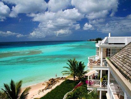 Весілля на Барбадосі