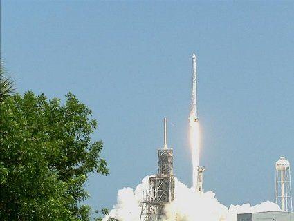 SpaceX запустила до МКС корабель с 6000 фунтів вантажу