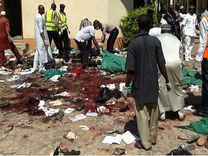 Смертниця підірвала себе на ринку в Нігерії