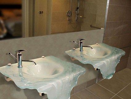 Незвичайна ванна. Дизайнерські ідеї