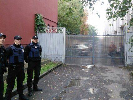 Журналістку «Аверса» затримали на території управління СБУ