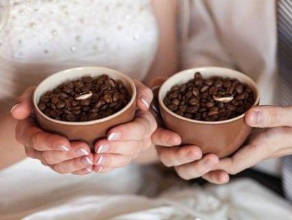 Кавове весілля. Розкіш весілля з ароматом кави