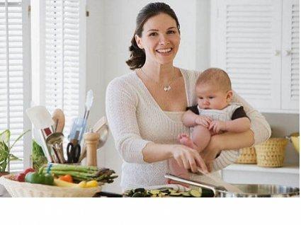 Смачні страви для годуючої мами