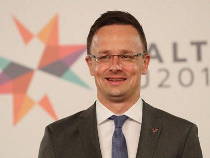 Угорщина припиняє міжнародну підтримку України
