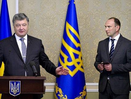 Порошенко представив нового голову Служби зовнішньої розвідки