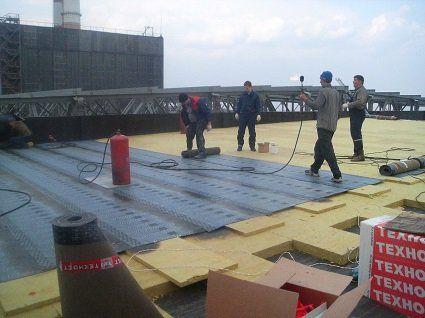 Двошаровий покрівельний килим - гарантія довговічності даху