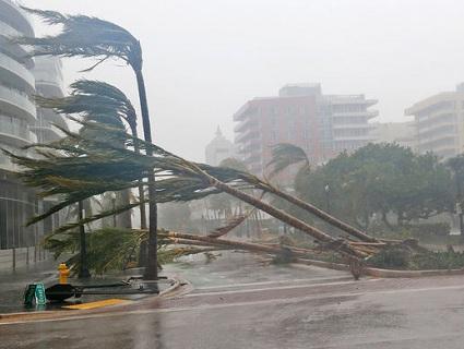 До США наближається ще один надпотужний ураган