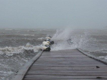 Ураган «Марія» знищує все на своєму шляху