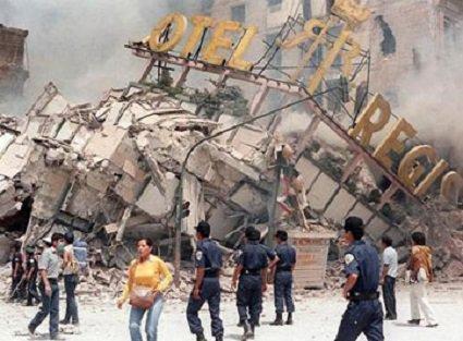 Число жертв сильного землетрусу в Мексиці різко зросло (фото, відео)
