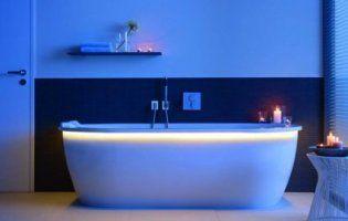 Незвичайні ванни. ТОП найкрасивіших ванн