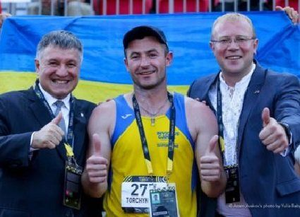 «Ігри нескорених»: першу медаль для України приніс  лучанин Сергій Торчинський (відео)