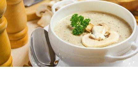 Найсмачніші рецепти грибних супів в сезон грибів.