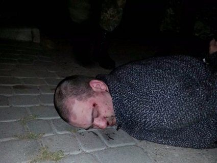 Лучанин побив офіціанта піцерії