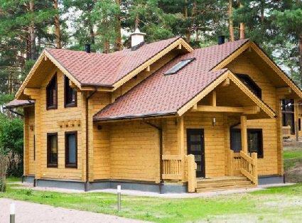 Дерев'яне домобудівництво: що горить, а що не горить зовсім