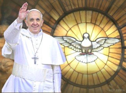 Папа Римський вважає, що у конфліктах на Близькому Сході і Україні винен диявол