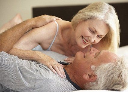 Секс в старості робить людей розумнішими