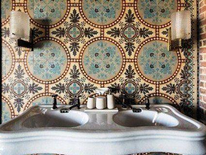 Орнаменту у ванній кімнаті. Що потрібно знати про орнамент у ванній?