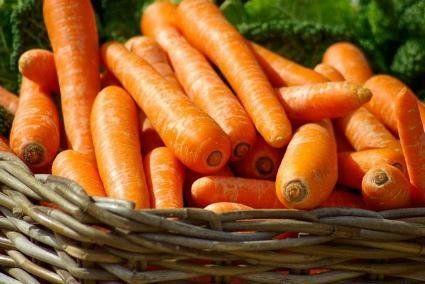 Від ревматизму захистить морква