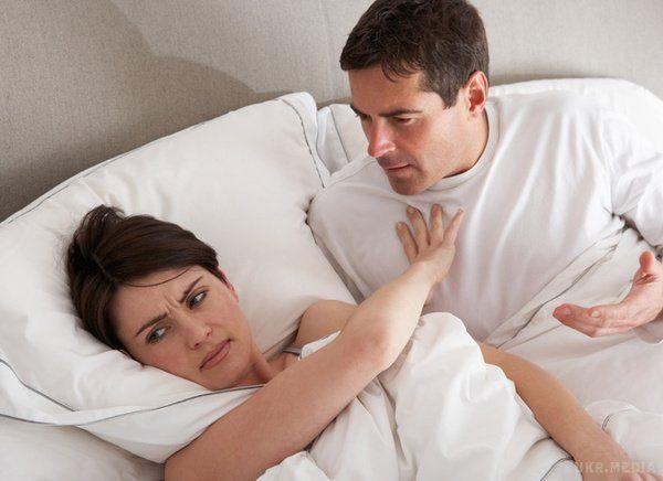 Чому жінки перестають займатися сексом