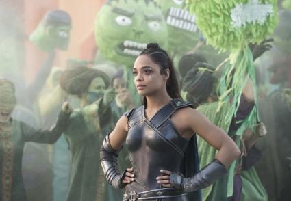 «Тор: Рагнарок»:  вперше у фільмі героїня із нетрадиційною орієнтацією (відео)