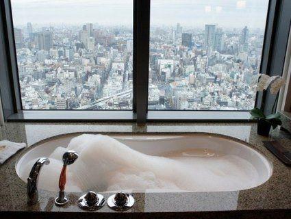 А про яку ванну мрієш ти?