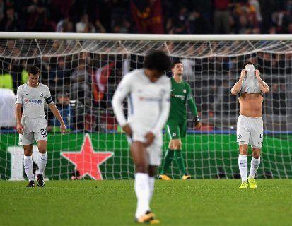 «Рома» здобула перемогу над «Челсі»