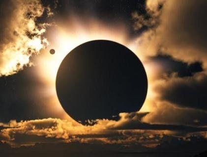 У Біблії задокументоване перше сонячне затемнення