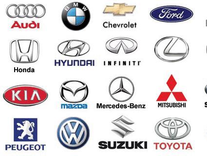 Що означає марка вашого авто?