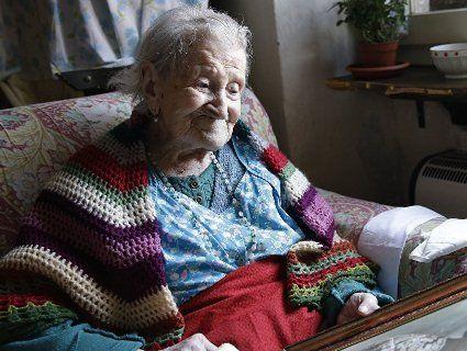 Знайшли жінку, старшу за 117-річну українку