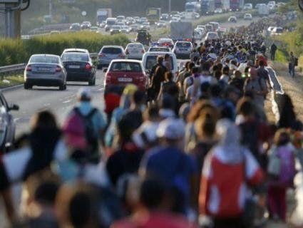 У Німеччині «застрягли» 30 тисяч біженців