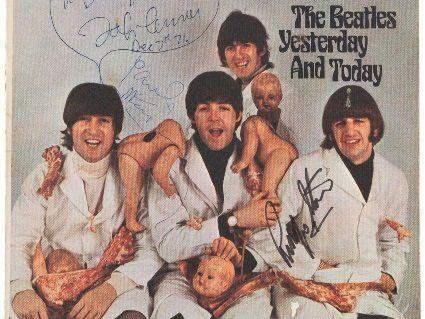 Перший запис The Beatles піде з молотка за $ 100 тисяч