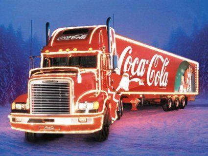 Різдвяну вантажівку «Coca-Cola» заборонять через ожиріння?