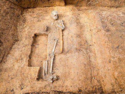 У Німеччині розкопали могилу відьми