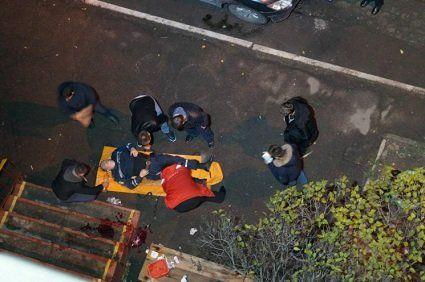 Вибухи гранат у Дніпрі: поранені поліцейські