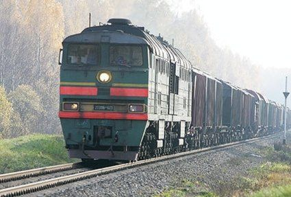 На Харківщині потяг збив жінку