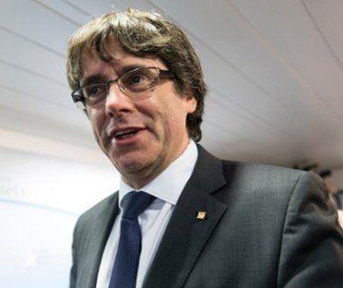 Екс-глава Каталонії здався бельгійській владі