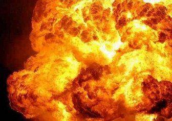 Біля Донецька вибухнув склад боєприпасів