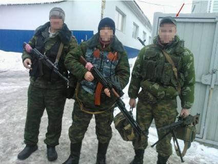 На Харківщині зловили бойовика