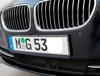 В Україні масово викрадають  авто на європейських номерах