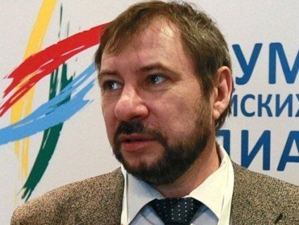 Російського пропагандиста не пустили в Україну