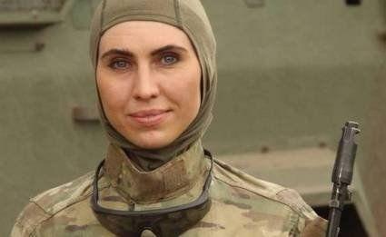 Знайдений автомат, з якого була вбита Аміна Окуєва