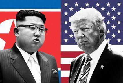 Трамп закликав КНДР не випробовувати його терпіння